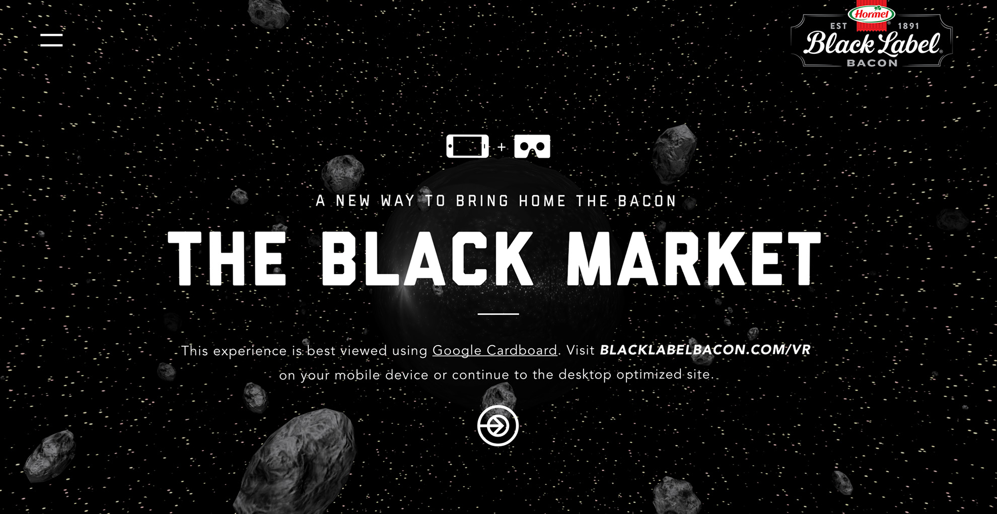 The Black Market VR